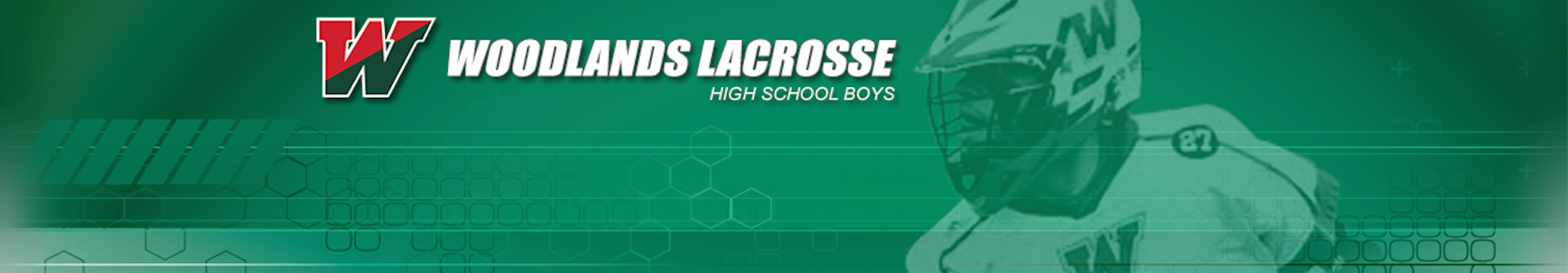 The Woodlands Lacrosse High School Boys, Lacrosse, Goal, Field
