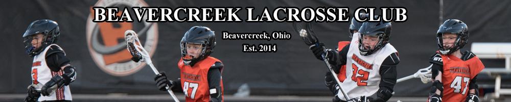 Beavercreek Lacrosse Club, Lacrosse, Goal, Field