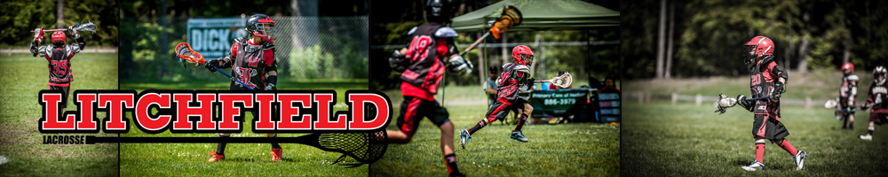 Litchfield Lacrosse Association, Lacrosse, Goal, Field
