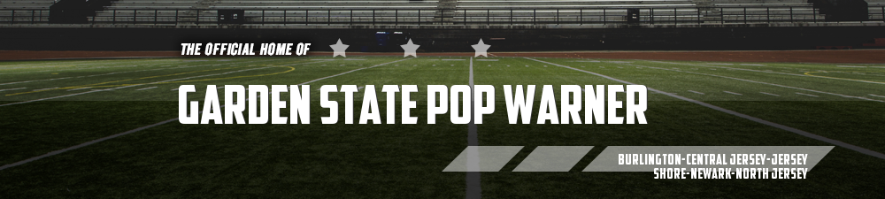 Garden State Pop Warner, Football, Goal, Field