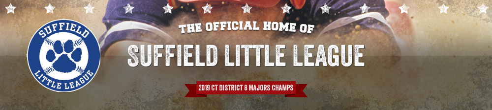 Suffield Little League, Baseball, Run, Field