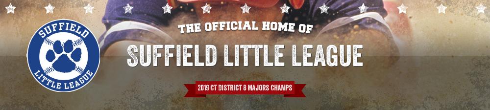 Suffield Little League, Baseball, Run, Field