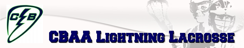Central Bucks Athletic Association Lightning Lacrosse, Lacrosse, Goal, Field