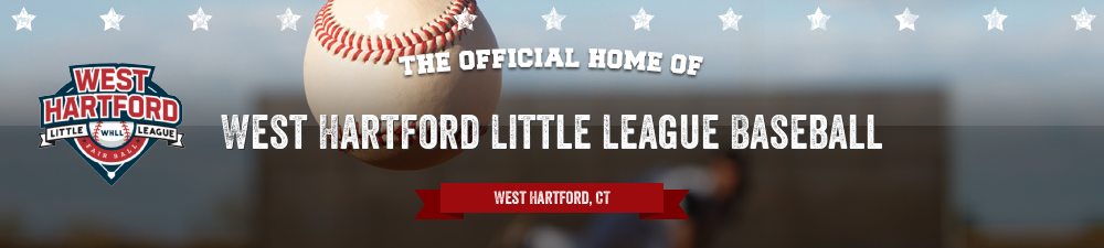West Hartford Little League, Baseball, Run, Field
