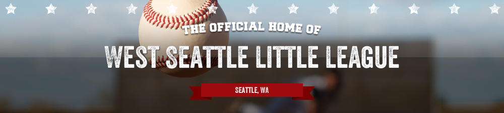 West Seattle Little League, Baseball, Run, Field