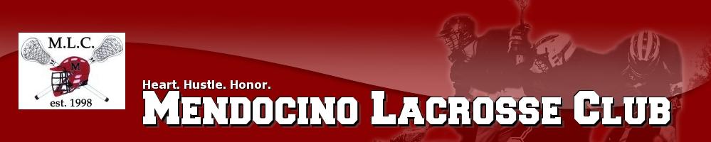 Mendocino Lacrosse Club, Lacrosse, Goal, Field
