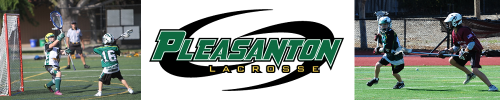 Pleasanton Lacrosse Club, Lacrosse, Goal, Field