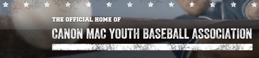 CANON MAC YOUTH BASEBALL ASSOCIATION, Baseball, Run, Field