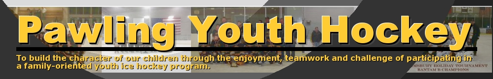 Pawling Youth Hockey, Hockey, Goal, Rink
