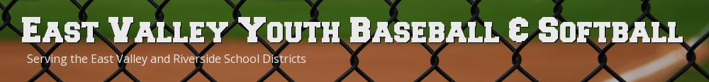 East Valley Youth Baseball & Softball, Baseball, Run, Field