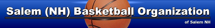 Salem (NH) Basketball Organization, Basketball, Point, Court