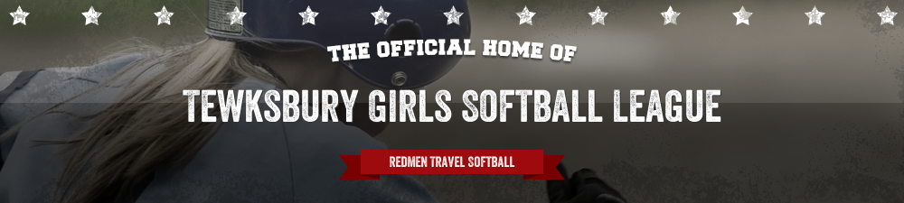 Tewksbury Girls Softball League, Softball - Fast Pitch, Run, Field