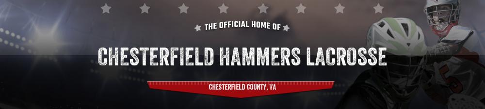 Chesterfield Hammers, Lacrosse, Goal, Field