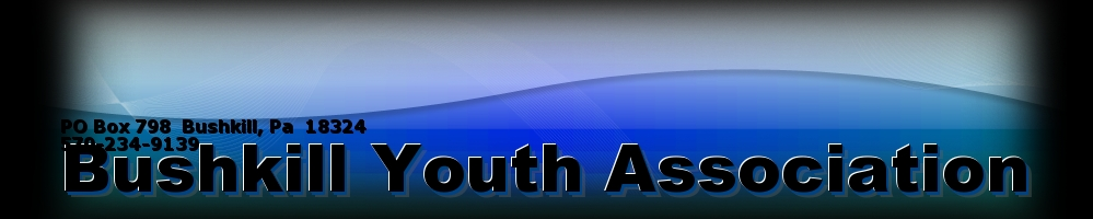 Bushkill Youth Association, Multi-Sport, Goal, Field