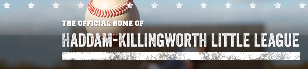 Haddam-Killingworth Little League, Baseball & Softball, ,
