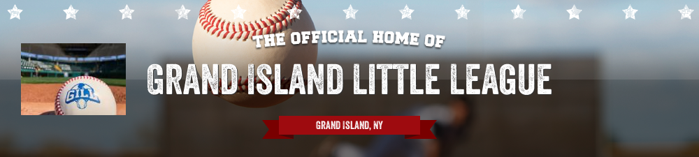 Grand Island Little League Baseball / Softball, Baseball, Run, Field