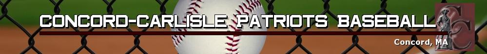 Concord-Carlisle Patriots Baseball, Baseball, Run, Field