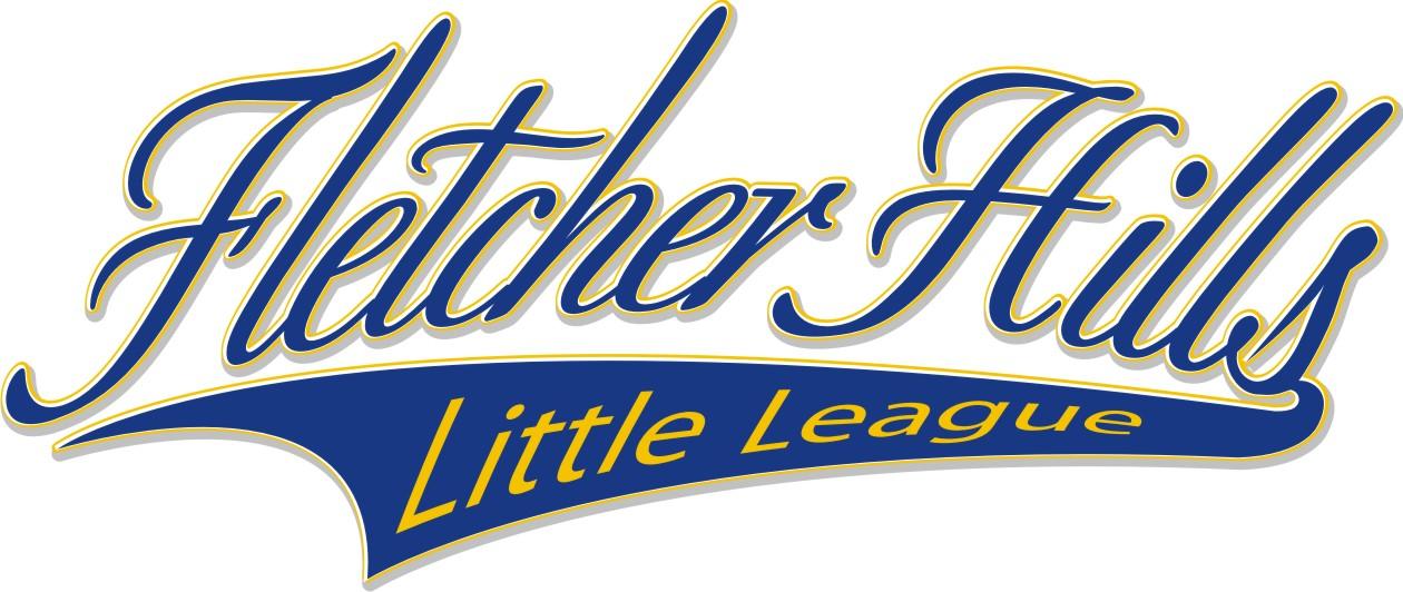 Fletcher Hills Little League, Baseball, Run, Field