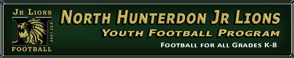 North Hunterdon Junior Lions Football, Football, Goal, Field
