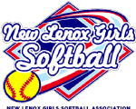 New Lenox Girls Softball Association, Softball