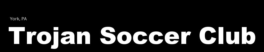Trojan Soccer Club, Soccer, Goal, Field
