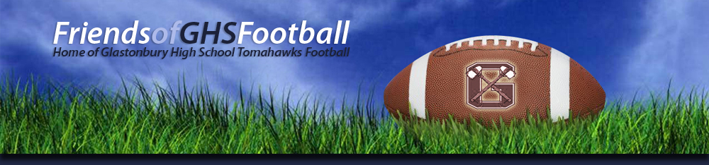 Glastonbury High School Tomahawks Football, Football, Goal, Field