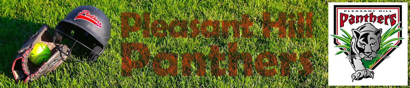 Pleasant Hill Panthers, Softball, Run, Field