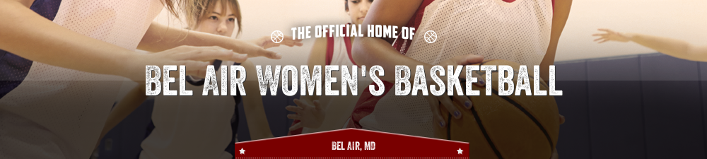 Bel Air Womens Basketball, Basketball, Point, Court