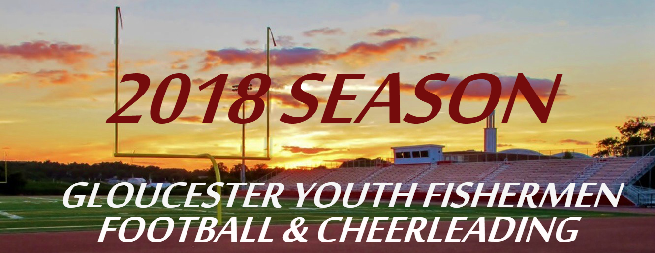 Gloucester Youth Fishermen Football & Cheerleading, Football, Goal, Field