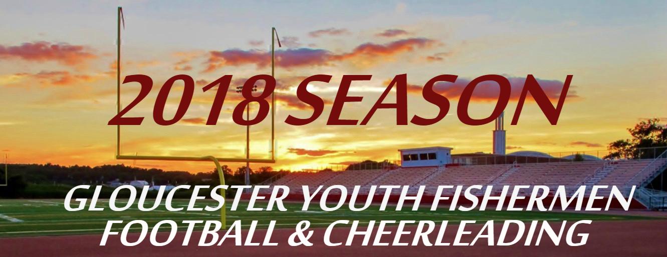 Gloucester Youth Fishermen Football & Cheerleading, Football, Goal, Field