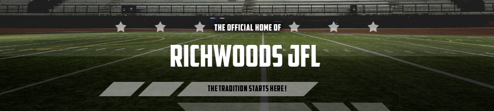Richwoods JFL , Football, Goal, Field