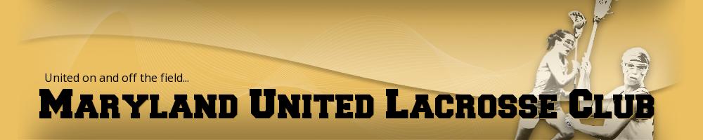 Maryland United Lax Club, Lacrosse, Goal, Field