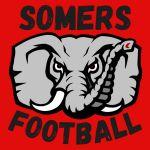 Somers Tuskers Football, Football