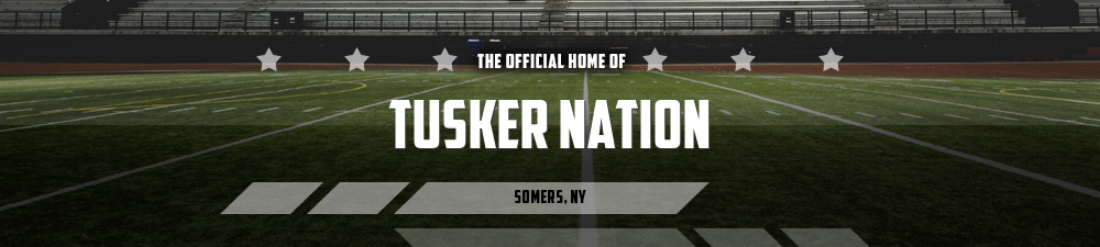 Somers Tuskers Football, Football, Touchdown, Field