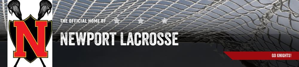 Newport Lacrosse, Lacrosse, Goal, Field