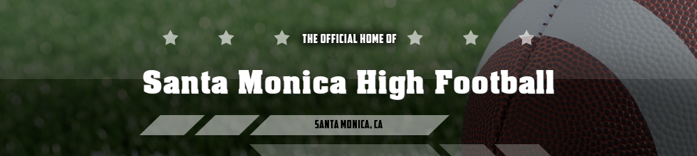 Santa Monica High Football, Football, Goal, Field