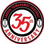 Lakota Tomahawks, Football
