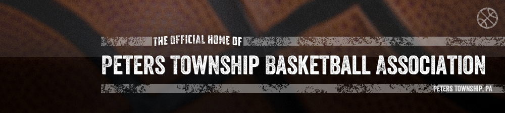 Peters Township Basketball Association, Basketball, Point, Court