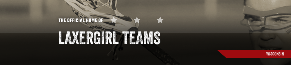 LAXERGIRL TEAMS, Lacrosse, Goal, Field