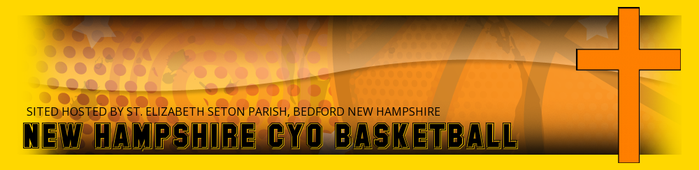 New Hampshire CYO Basketball, Basketball, Point, Court