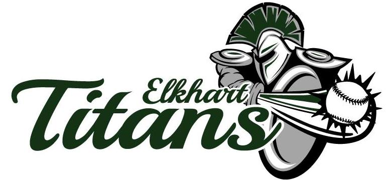 Elkhart Titans Baseball Club, Baseball, Run, Field