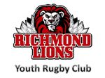 Richmond Lions Youth Rugby Club, Rugby
