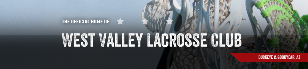 West Valley Lacrosse Club, Lacrosse, Goal, Field