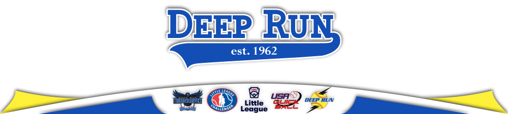 Deep Run Baseball and Softball, Baseball, Run, Field