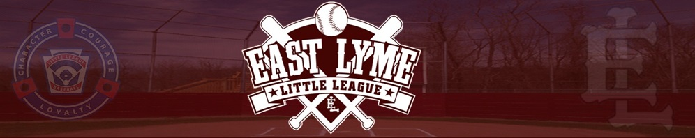 East Lyme Little League, Baseball, Run, Field