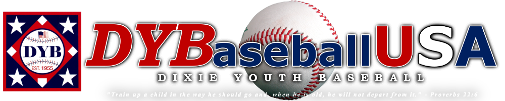 Dixie Youth Baseball, Baseball, Run, Field