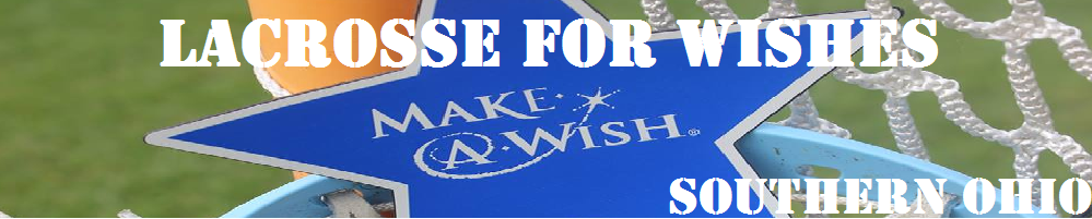 Lacrosse for Wishes Southern Ohio, Lacrosse, Goal, Field