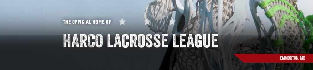 HARCO Lacrosse League, Lacrosse, Goal, Field