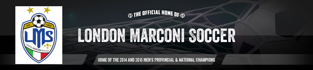 London Marconi Soccer, Soccer, Goal, Field