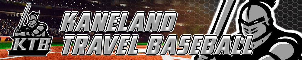 Kaneland Travel Baseball, Baseball, Run, Field